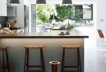Furlong Road  / Basement renovation by Matteo Bianchi Studio