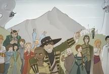 Liking Wheel of time before it'll get cool :)