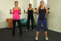 Prenatal Fitness / How to stay healthy before, during, and after your pregnancy