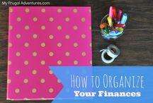 Finances / Finances / by Emily Pesek