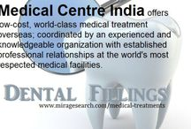 Dental Surgery / Get the world-class dental treatment in Delhi from the best dental care experts only at Medical Centre India, India.