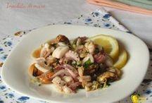 consiglio per insalata di mare