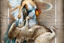 Aquarius / For my daughter the Aquarius