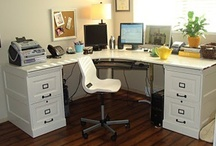 Office  / by Angie Bagnato