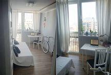 Zestawienia kolorów - mieszkanie