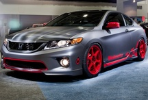 Custom Honda Accord Coupes