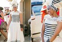 Zoe's Xhosa bride