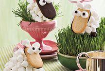 EASTER  / Crafts, Food & Celebration  / by Debra-ann Jackson