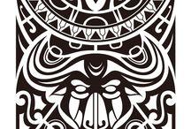 Maorri tattoo