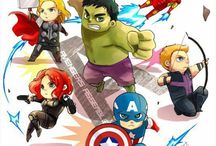 Super Hero Party / by Caty Panzer