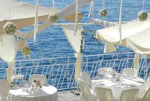 Mediterranean Wedding / Enjoy the pleasure of Mediterranean Lifestyle. We can make your dream come true.