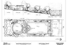 Garden Design plans & illustrations / Garden design..