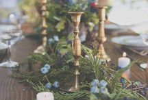 Wedding Decor Winter