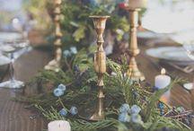 Wedding Decor Winter