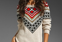 Fashion: Sweaters / by Tiffany Rausch
