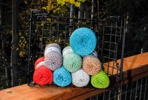 NFP Products / Fine 3 ply fingering weight yarn 30% Suri Alpaca, 10% Huacaya Alpaca, 40% wool, 20% Tussah Silk. Great for making glove, scarves, and beanies!