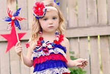 Red White & Blue / by Summer Doss