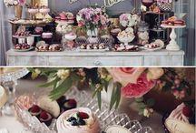 Dessert Tables | Weddings / by Serendipity Weddings & Nails
