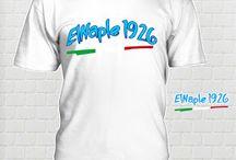 ELNAPLE 1926 LOGOS PAGE / ElNaple 1926 fanshop T-shirt  http://bit.ly/ElNapleFanShop