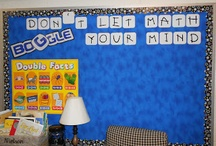 Bulletin Board - board game theme / by Lori Zitzelberger