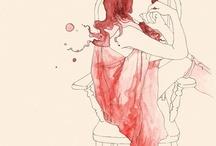 Pen/Ink & Watercolour Inspiration