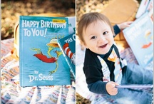 Dr.Seuss birthday session