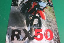 MOTO ENDURO OFF ROAD BROCHURE RX50