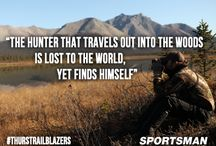 Hunting and outdoor quotes