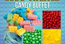 Candy Buffet Bundles / Candy Buffet Bundles available in one purchase, pick a color or a theme!