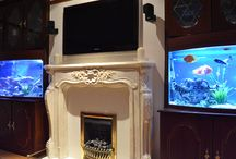 Aquarium for Health Care / Blood pressure reduction Stress-relieving benefits Therapeutic