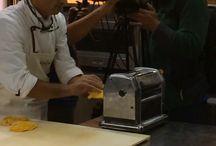 La Crota in Tv / Video, foto, filmati e registrazioni realizzate da Troupe italiane ed estere all'interno del nostro ristorante, e all Chef Danilo Lorusso tra i fornelli della nostra cucina.