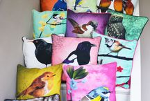 Bird / Prints and products with birds. Everything is on my wishlist. / by Marike Bijlsma