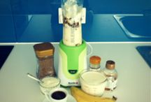 Smoothies / Breville active blend smoothies