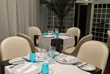 Restaurant Lounge Design / X8 Chairs & Tables