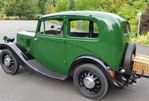 Tales of Millicent Morris Blog Photos /  'Millicent Morris' a heritage car with class