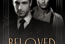 Beloved Unmasked - Tarnished series book three / Book cover and photos that inspired the story.