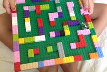 Teaching: Lego