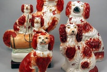 Staffordshire China Dogs