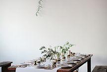 Table setting and ceramics / #home #table#setting#ceramics