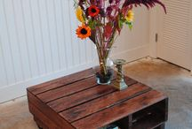 Pallet furniture / by Mary Beth Puri