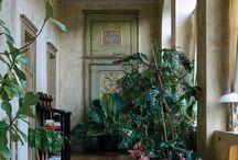 vintage indoors