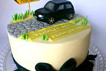 volkswagen cakes vw