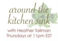 Around the Kitchen Sink Radio / Each guest on my show gets a blog post providing information about them for my readers and listeners.  Find more information here!