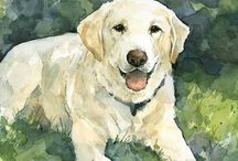 Stoffel,,,,,,Dog Paintings