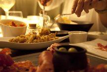 Eten en Drinken / Restaurants, bistro's, eetcafés, terrassen aan het water, vergaderlocaties, allemaal in het Groene Hart.