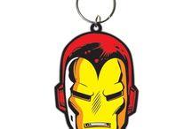 Iron Man / Produits dérivés Iron Man