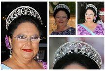 Royal Tiaras, Other Royals / Tiaras used by other Royals of the World.