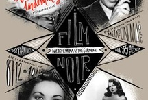Movie & Poster Collection / This is a collection of old movies such as film noir and black and white movies as well as 80's movies and posters plus newer films.  / by Nelda Brown