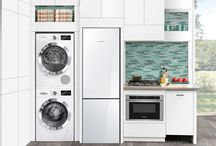 Ultimate kitchen washer/dryer