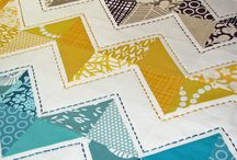 Quilting - Chevrons